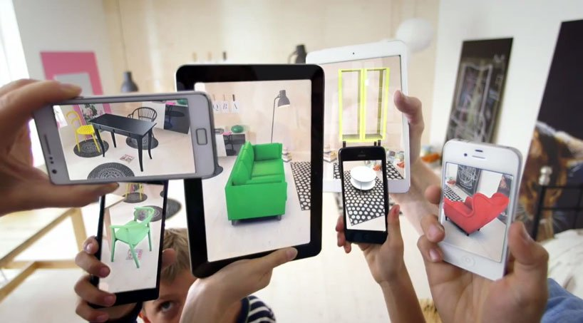 Augmented Reality Furniture