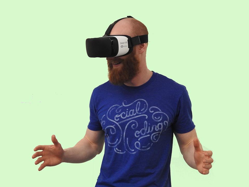 Virtual Reality for Marketing
