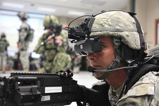 VR Military Training