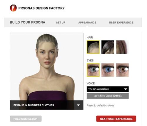 PRSONAS Design Factory Image