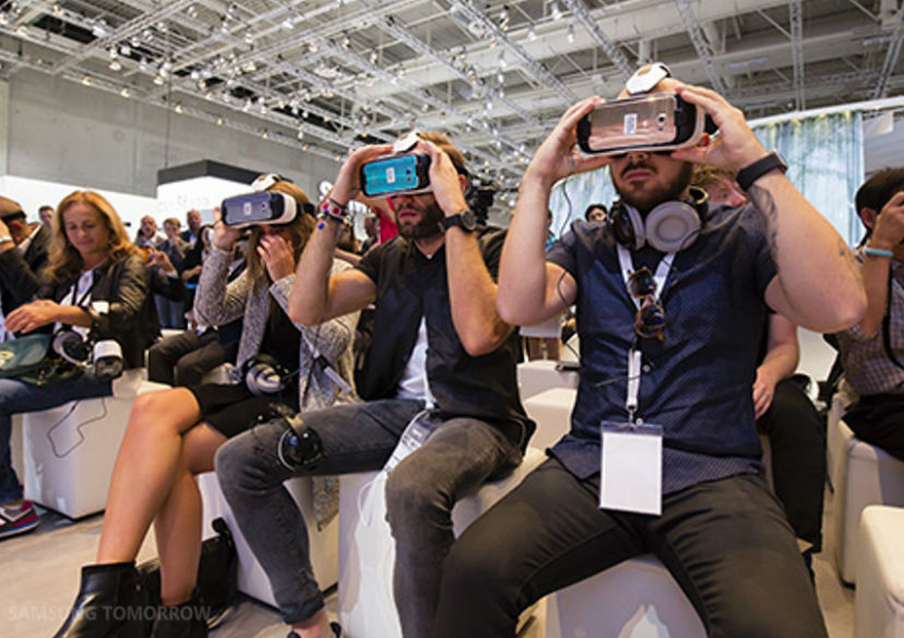 Virtual Reality at Live Event